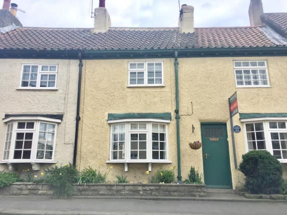 Thumbnail Terraced house for sale in West End, Stokesley