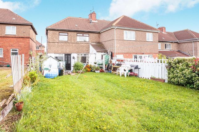 Thumbnail Semi-detached house to rent in Cross Street, Upton, Pontefract