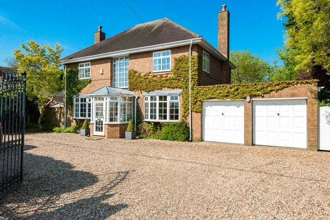Thumbnail Detached house for sale in New Street, Halsall, Ormskirk