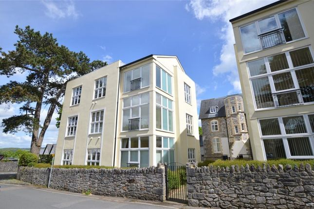 Thumbnail Flat for sale in Lethbridge Court, Courtenay Park Road, Newton Abbot, Devon