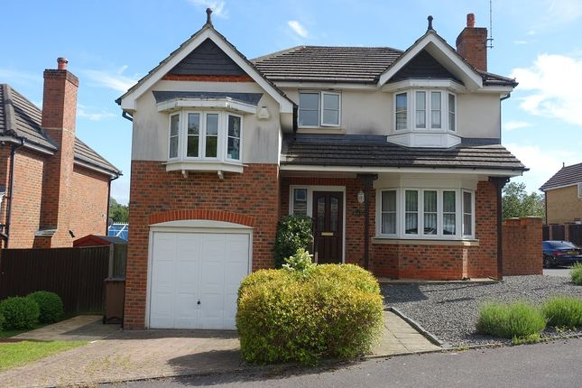 4 bed detached house for sale in Wittersham Rise, St. Leonards-On-Sea TN38