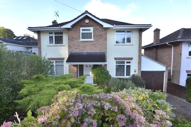Thumbnail Detached house for sale in Didsbury Close, Bristol, Somerset