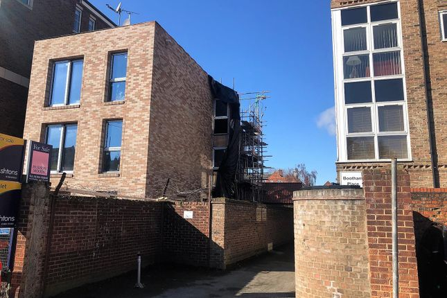 Thumbnail Flat for sale in Apartment 13, Bootham Row, Bootham, York