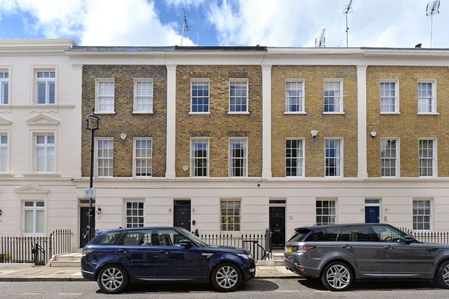 Thumbnail Terraced house for sale in Caroline Terrace, London