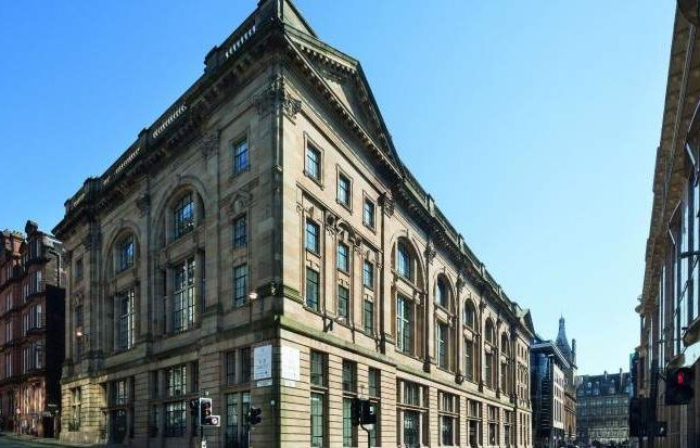 Thumbnail Office to let in Waterloo Street, Glasgow