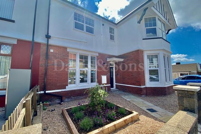 Thumbnail Flat for sale in Clevedon Road, Newport, Gwent.