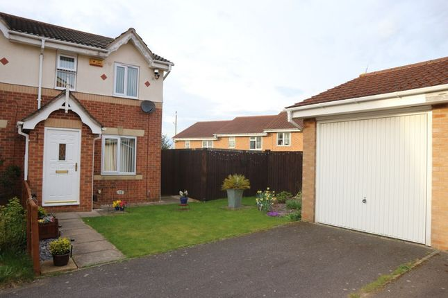 Thumbnail Semi-detached house for sale in Goldsmith Road, Braunstone