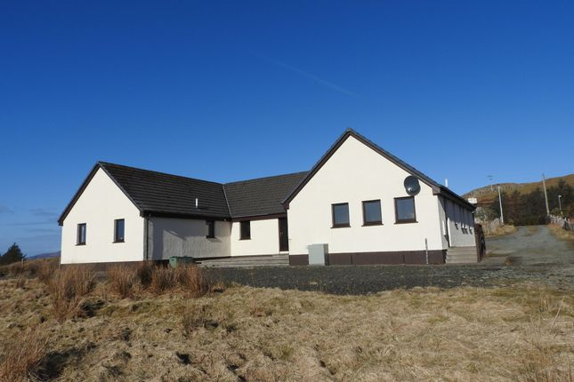 Thumbnail Detached bungalow for sale in Balgown, Struan