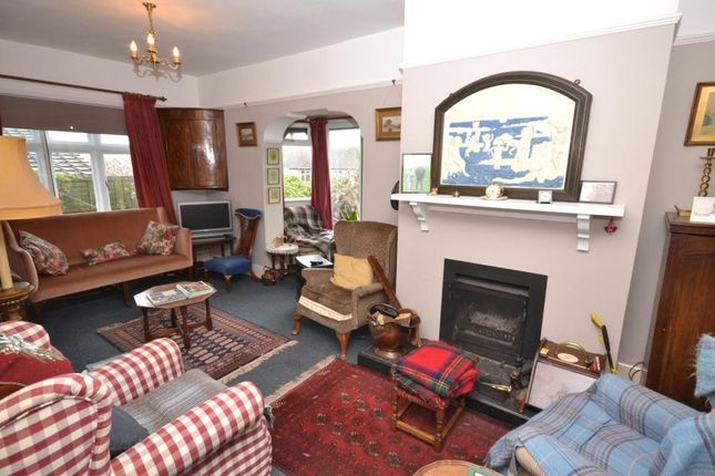 Living Room of East Budleigh Road, Budleigh Salterton, Devon EX9
