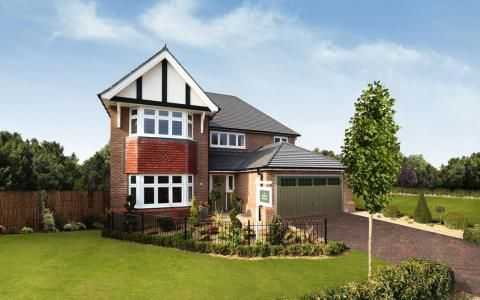 Thumbnail Detached house for sale in St David's Meadow, Colwinston, Cowbridge, Vale Of Glamorgan