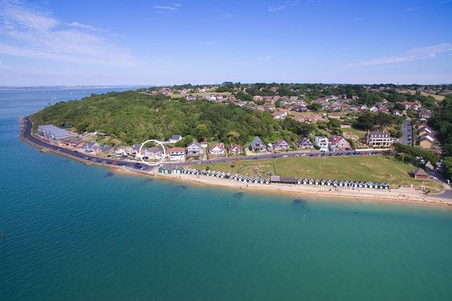 Thumbnail Detached house for sale in Princes Esplanade, Gurnard, Isle Of Wight