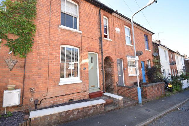 Thumbnail Terraced house for sale in Woodside Road, Tonbridge