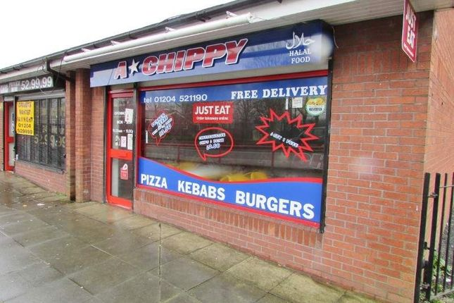 Restaurant/cafe for sale in 289 Lever Street, Bolton