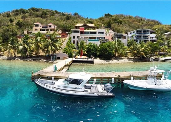 Thumbnail Detached house for sale in British Virgin Islands