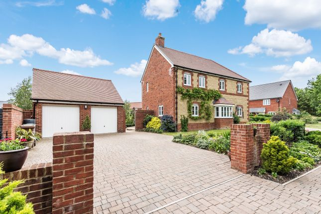 Thumbnail Detached house for sale in Uffington, Faringdon
