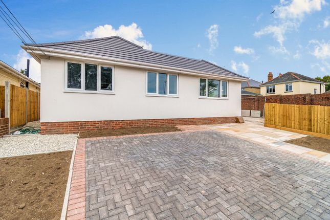 Thumbnail Detached bungalow for sale in Browning Avenue, Southampton