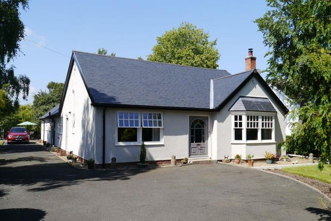 Thumbnail Detached bungalow for sale in Western Way, Ponteland, Newcastle Upon Tyne