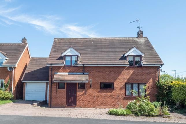 Thumbnail Detached house for sale in Holly Lodge, Wellesbourne, Warwick, Warwickshire