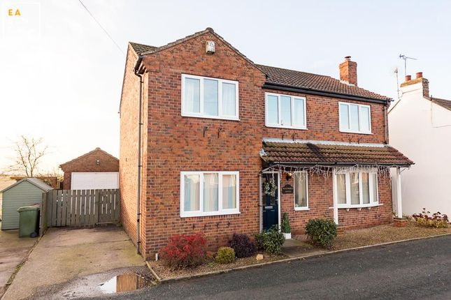 Thumbnail Detached house for sale in West Street, West Butterwick, Scunthorpe