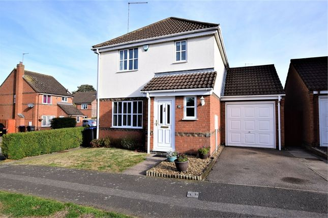 Thumbnail Detached house for sale in Granary Road, East Hunsbury