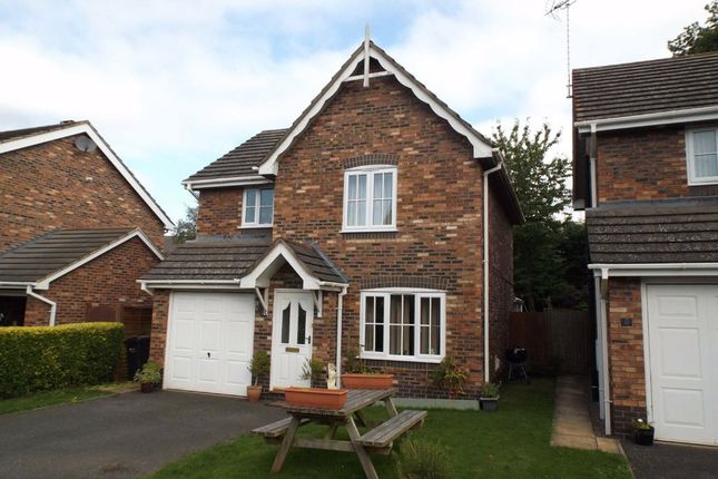 Thumbnail Detached house to rent in Greenfields, Hereford, Hereford, Herefordshire