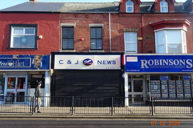 Thumbnail Office to let in 104 York Road, Hartlepool