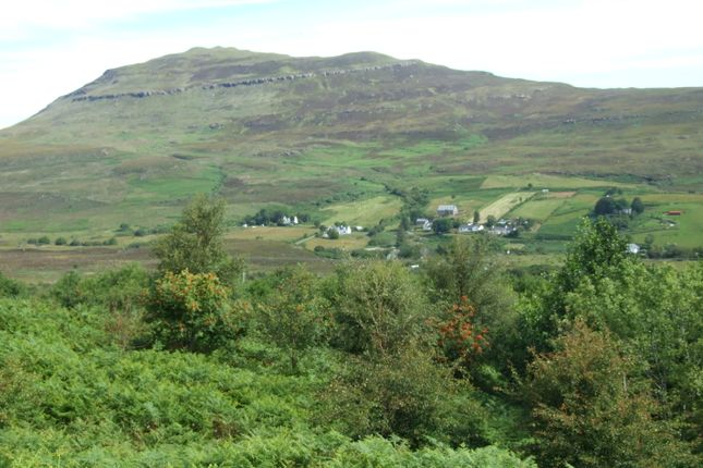 Thumbnail Land for sale in Braes, Isle Of Skye
