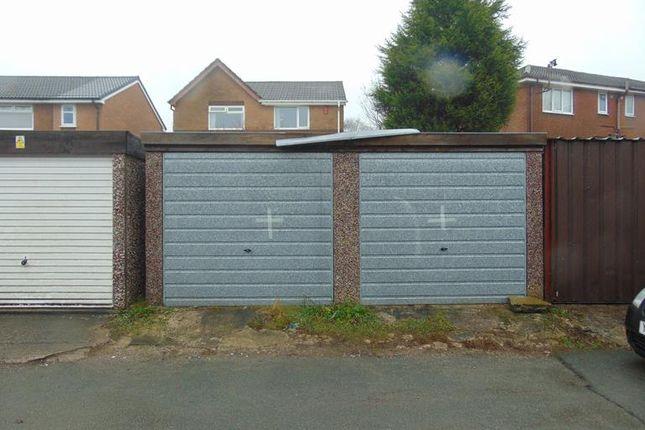 Lenfield Garages of Lenfield Lane, Royton, Oldham OL1