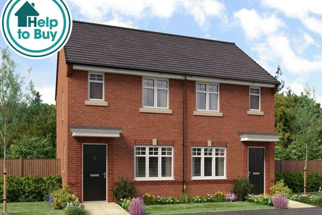 Thumbnail Terraced house for sale in Scholars Gate Off Success Road, Houghton Le Spring