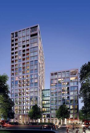Westerly Aspect of Luxurious Riverside Apartment, Belvedere Gardens, London SE1