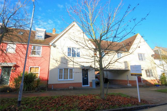 Thumbnail Semi-detached house to rent in Mary Ruck Way, Black Notley, Braintree, Essex