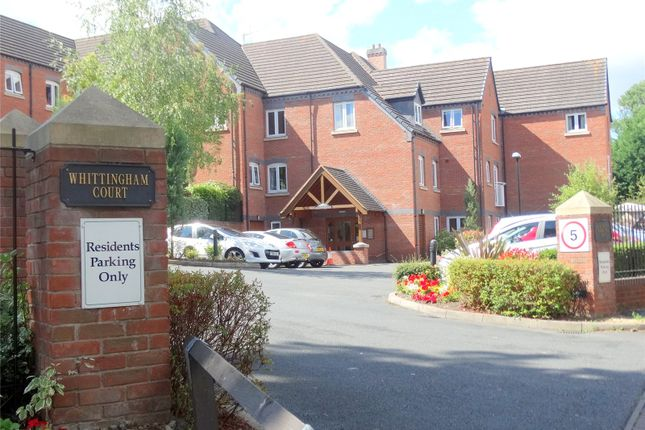 Thumbnail Flat for sale in Whittingham Court, Droitwich, Worcestershire