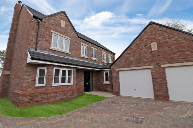 Thumbnail Detached house for sale in Barton Road, Gravenhurst, Bedford