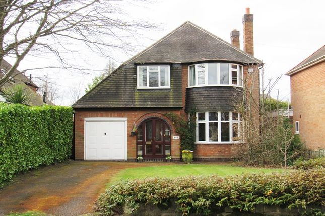 Thumbnail Detached house for sale in Bryanston Road, Solihull