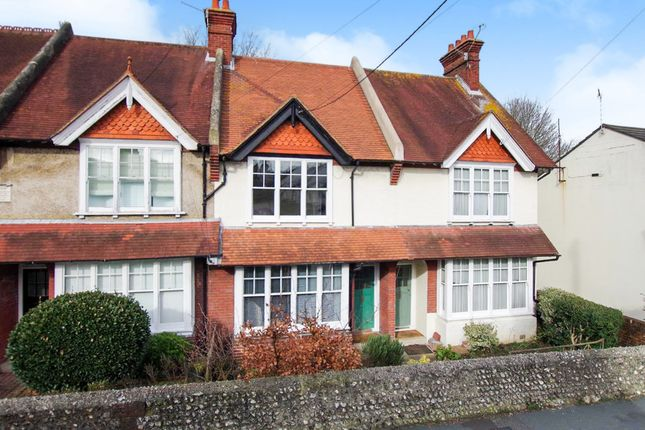 Thumbnail Terraced house for sale in The Fosse, Lancaster Street, Lewes