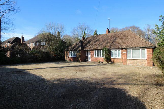 Thumbnail Detached bungalow for sale in Plaistow Road, Loxwood, Billingshurst