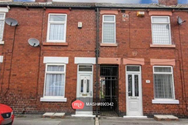 2 bed terraced house to rent in Wellington Street, Mexborough S64