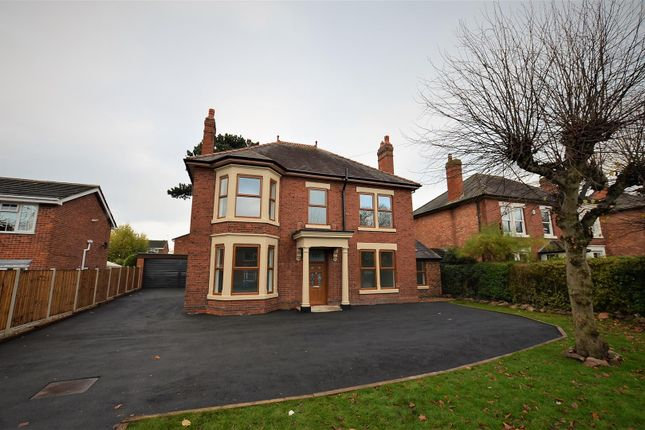 Thumbnail Detached house for sale in The Pines, Station Road, Mickleover, Derby