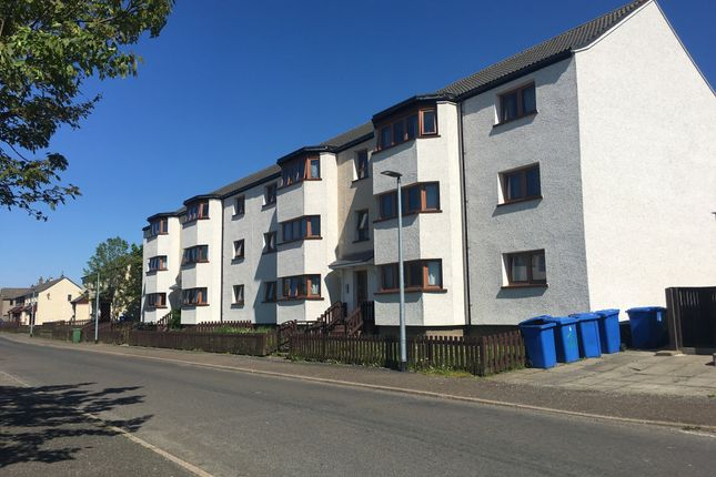 Thumbnail 2 bed flat to rent in 15, Towerhill Road, Mount Pleasant, Thurso, Caithness