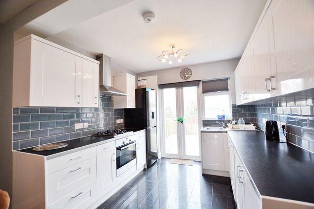 Thumbnail Terraced house to rent in Lynhurst Road, Uxbridge