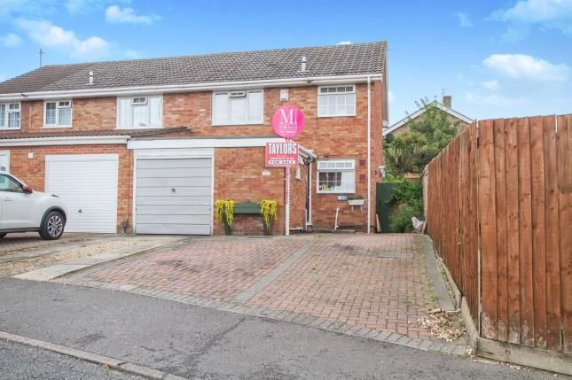 Thumbnail Semi-detached house for sale in Mayfield Park, Bristol, Somerset
