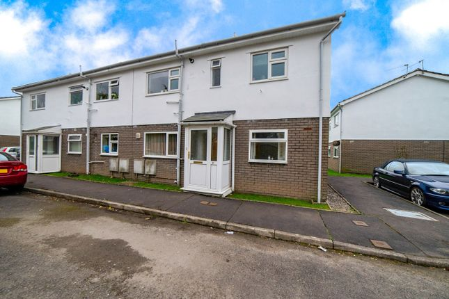 Thumbnail Maisonette for sale in Blandon Way, Cardiff