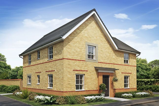 "Thumbnail Detached house for sale in ""Alderney"" at Lightfoot Lane, Fulwood, Preston"
