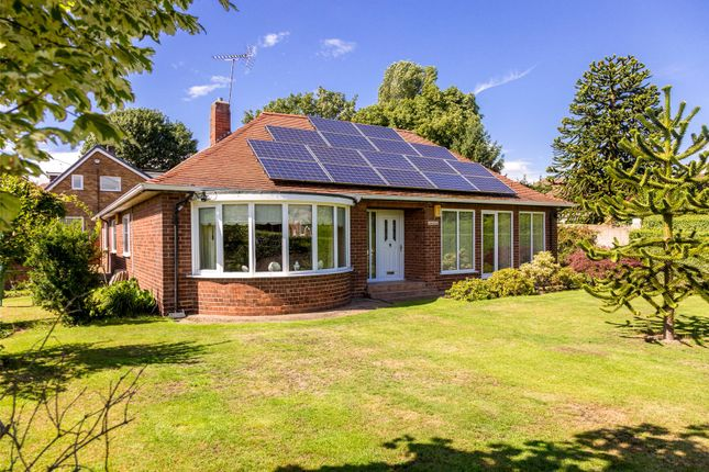 Thumbnail Detached bungalow for sale in Selby Road, Eggborough