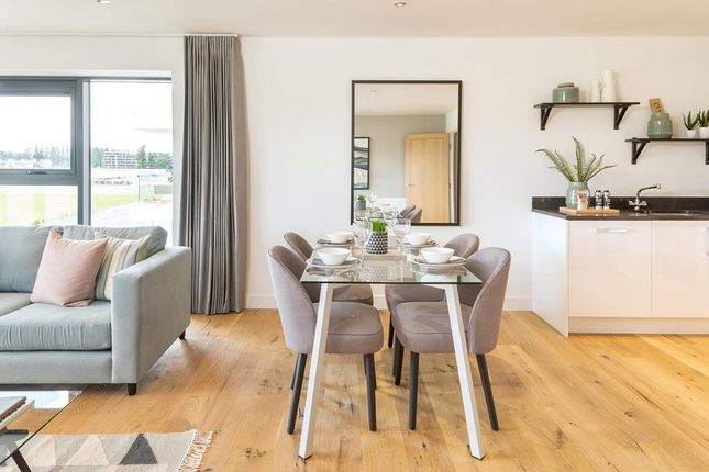 "2 bedroom flat for sale in ""Frankel House"" at Fetlock Drive, Newbury"