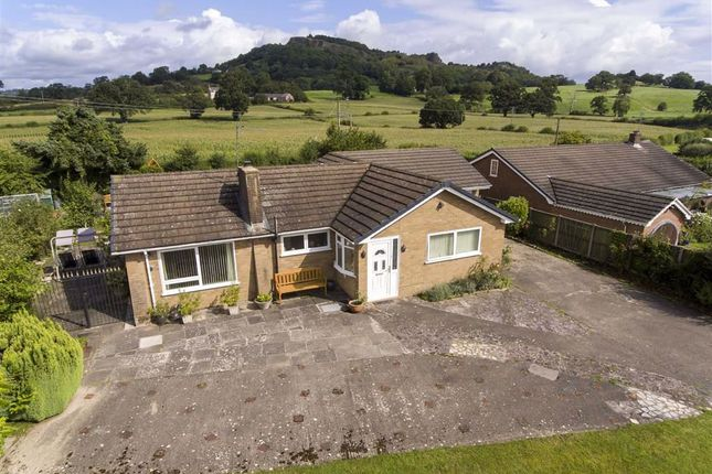 Thumbnail Detached bungalow for sale in Carreghofa, Llanymynech