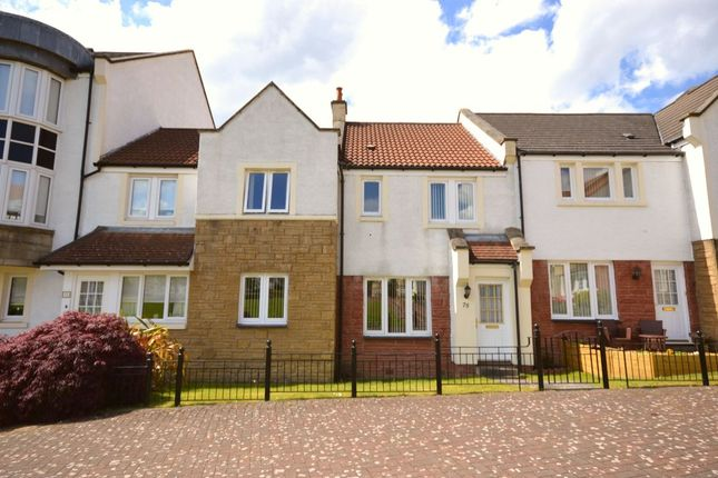 Thumbnail Terraced house for sale in The Moorings, Dalgety Bay, Dunfermline