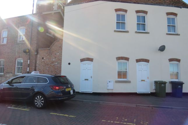 Front of Albion Place, Wisbech PE13