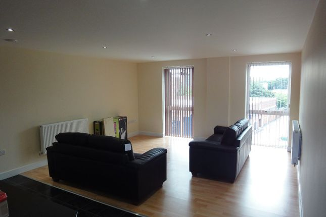 Thumbnail Flat to rent in Ecclesall Road, Sheffield