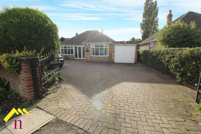 Thumbnail Bungalow for sale in Top Road, Barnby Dunn, Doncaster